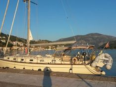 Sailing Boat for sale Island Packet 440 «Good boat»