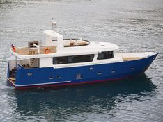 Motor yacht for sale Popilov 20M