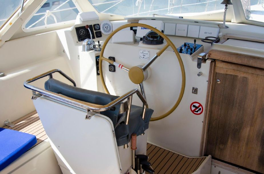 Yacht for sale > sailing boat Amel Super Maramu for sale