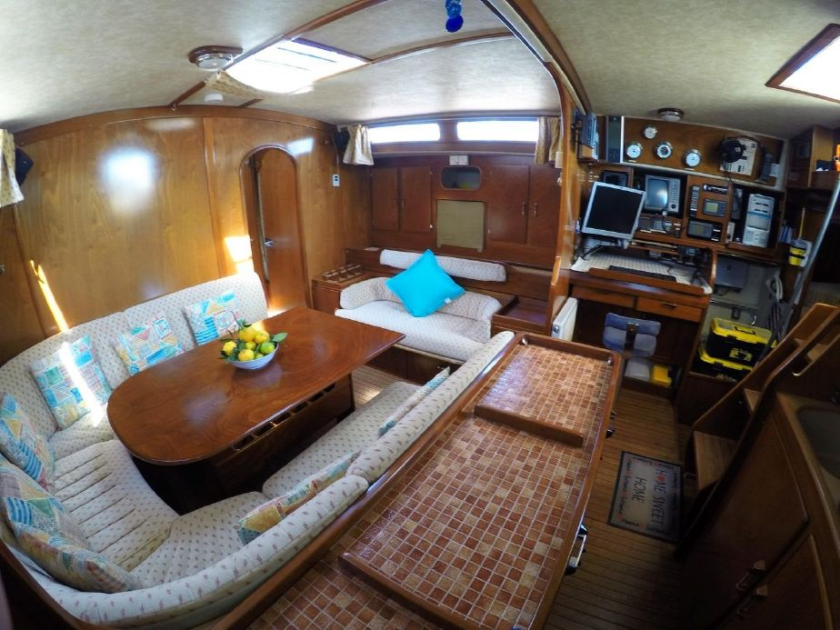Yacht For Sale Gt Sailing Boat Amel Super Maramu For Sale