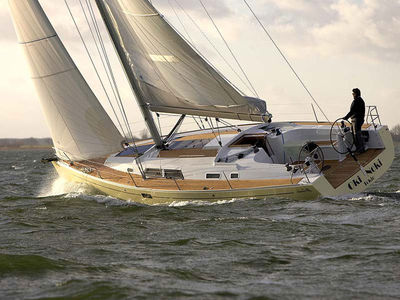 Sale the yacht Hanse 430 «Alexandra Dreams»