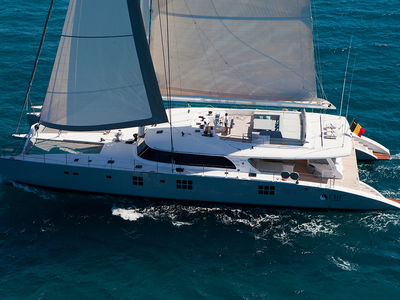 Sale the yacht Sunreef 114 «CHE»