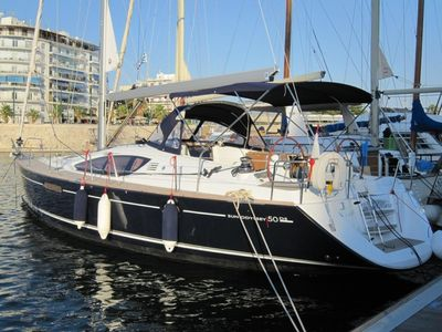 Sale the yacht Sun Odyssey 50 DS «Sunra Del Mare»