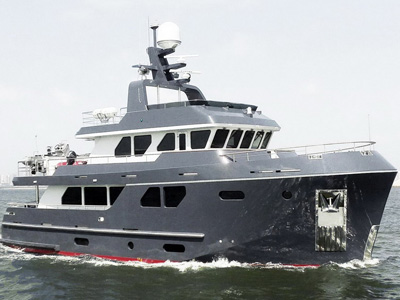 Sale the yacht Bering 80 Veda