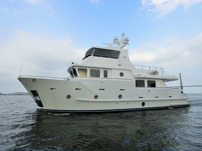 Sale the yacht Bering 65 Serge
