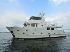 Motor yacht for sale Bering 65 Serge