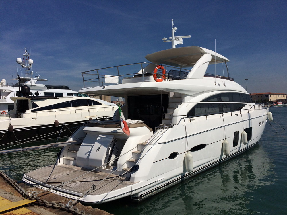 Yacht For Sale Motor Yacht Princess 82 For Sale