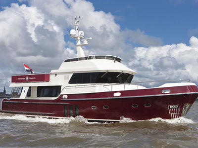 Sale the yacht Privateer Trawler 65 «Anastasia»