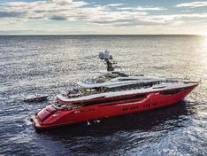 Motor yacht for sale Mondomarine 50m Fly «IPANEMA»