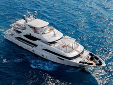 Motor yacht for sale Benetti Crystal 140'