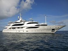 Motor yacht for sale Benetti 56m