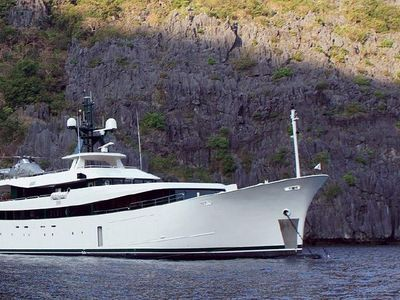 Sale the yacht Custom 55m expedition yacht