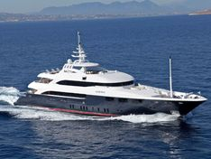 Motor yacht for sale Golden Yachts 173'