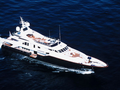 Sale the yacht Benetti 50m