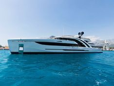 Motor yacht for sale Myra 50m