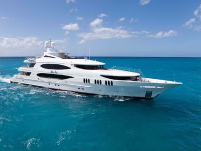 Sale the yacht Trinity 50m Fly