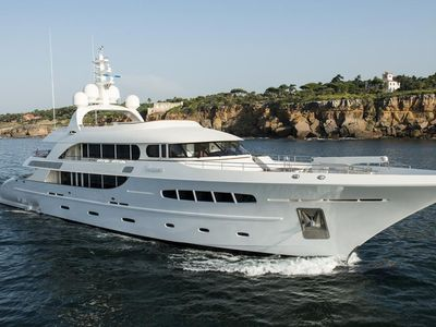 Sale the yacht Acico 161'