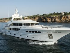 Motor yacht for sale Acico 161'