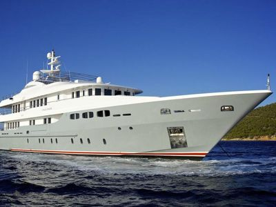 Sale the yacht MondoMarine 160'