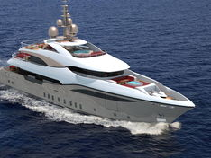 Motor yacht for sale Bilgin 156'