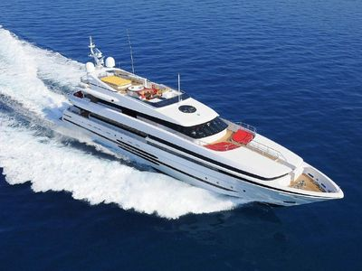 Sale the yacht Cantieri di Pisa Akhir 153