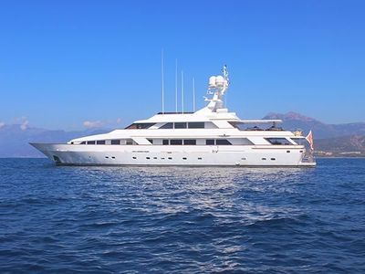 Sale the yacht Benetti 151'