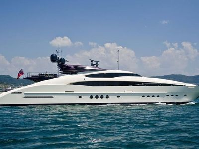 Sale the yacht Palmer Johnson PJ 150'