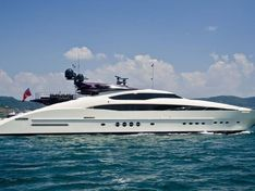 Motor yacht for sale Palmer Johnson PJ 150'