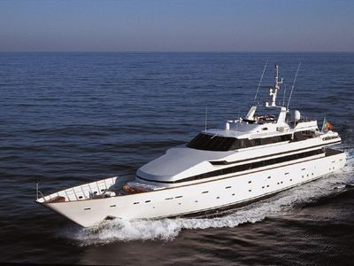 Sale the yacht Proteksan 44m