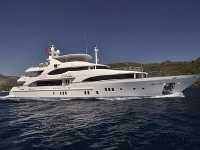 Sale the yacht Benetti Vision 145'