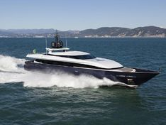 Motor yacht for sale Baglietto Fast 44m