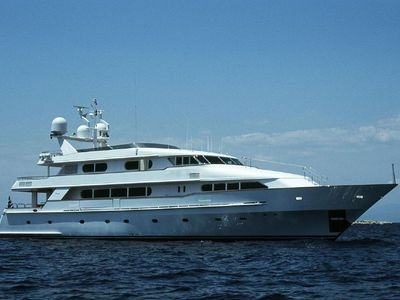 Sale the yacht Codecasa 133