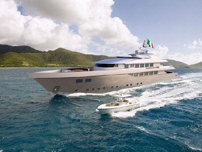 Sale the yacht Nedship Expedition Style 41m