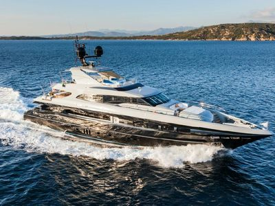 Sale the yacht MondoMarine Custom 41m Fly «Nameless»