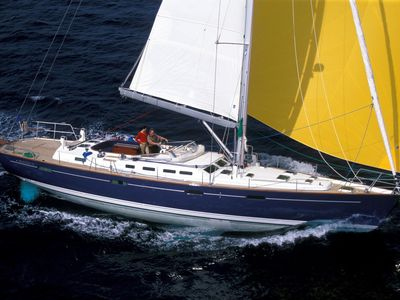 Sale the yacht Beneteau 57 «Love Story»