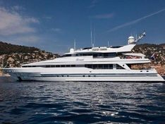 Motor yacht for sale Heesen 130