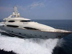 Motor yacht for sale CRN 130