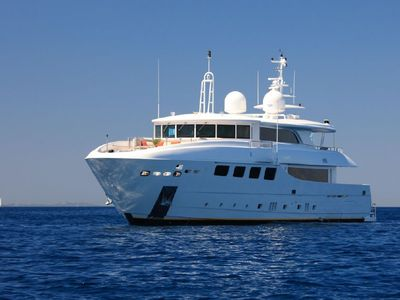Sale the yacht Mondomarine 40m