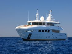 Motor yacht for sale Mondomarine 40m