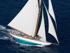 Sailing yacht for sale William Fife 125 Classic