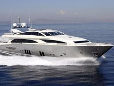 Motor yacht for sale Couach 37m Fly