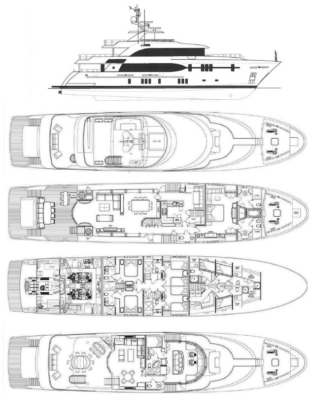 yacht for sale  u0026gt  motor yacht ocean alexander 120 for sale