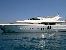 Motor yacht for sale Posillipo 120'