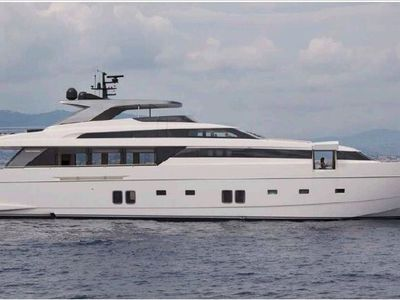 Sale the yacht Sanlorenzo SL118