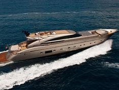 Motor yacht for sale Ab Yachts 116 «Musa»