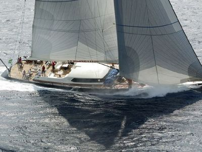 Sale the yacht Maxi Dolphin Sloop 118'