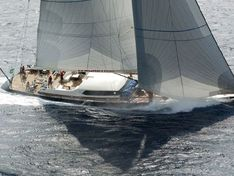 Sailing yacht for sale Maxi Dolphin Sloop 118' «VIRIELLA»