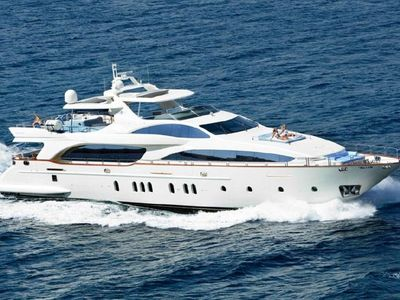 Sale the yacht Azimut 116