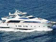 Motor yacht for sale Azimut 116