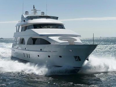 Sale the yacht President 115